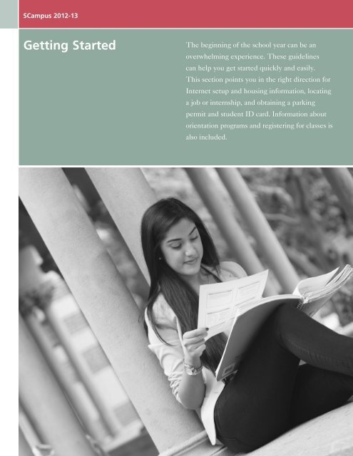 Section PDF - SCampus - University of Southern California