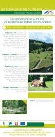 la fin des pâturages boisés - Arc Jurassien - Page 3