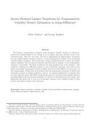 Inverse Realized Laplace Transforms for Nonparametric Volatility ...