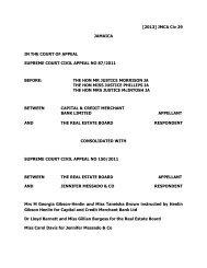Capital & Credit Merchant Bank Ltd v Real Estate Board and Real ...