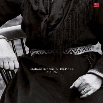 Om Margrete Kreutz på utstilling (norsk)