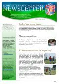 competition - Rome International School - Page 4
