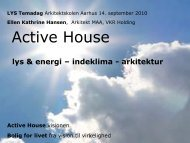 Active House (PDF) - Lysnet
