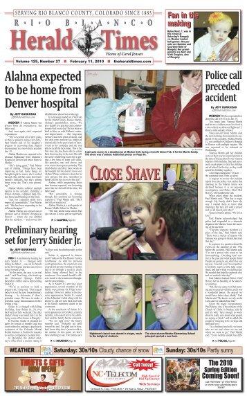Meeker - Herald Times