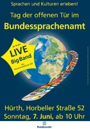 Bundeswehr - Bundessprachenamt