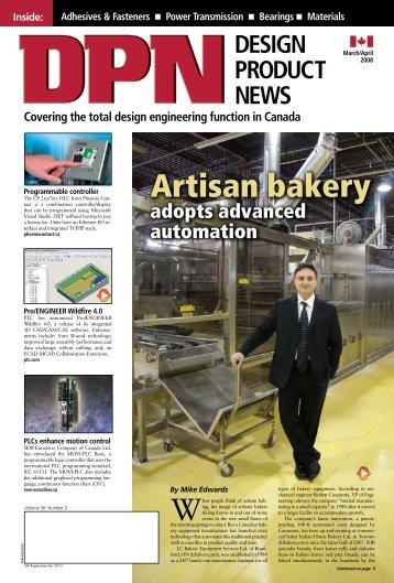 Artisan bakery - DPN Staff