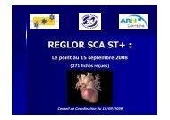 REGLOR SCA ST+ - COLMU