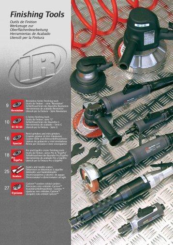 Finishing Tools - AE Industrial