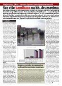 Povećan broj saobraćajnih nesreća u HNK-u Neriješena ubistva u ... - Page 3