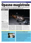 Povećan broj saobraćajnih nesreća u HNK-u Neriješena ubistva u ... - Page 4