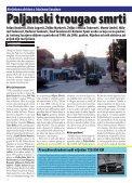 Povećan broj saobraćajnih nesreća u HNK-u Neriješena ubistva u ... - Page 6