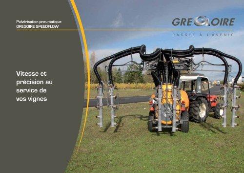 Vitesse et précision au service de vos vignes - Gregoire Group ...