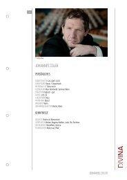 Vita (PDF) - DIVINA – Agentur für Schauspielkunst