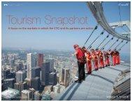 Read the Tourism Snapshot - Canadian Tourism Commission ...