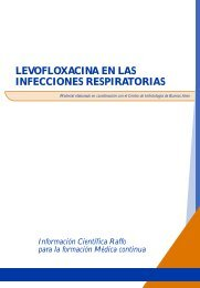 LEVOFLOXACINA EN LAS INFECCIONES RESPIRATORIAS ... - Raffo