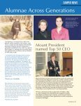 30 years of - Mount Saint Vincent University - Page 7