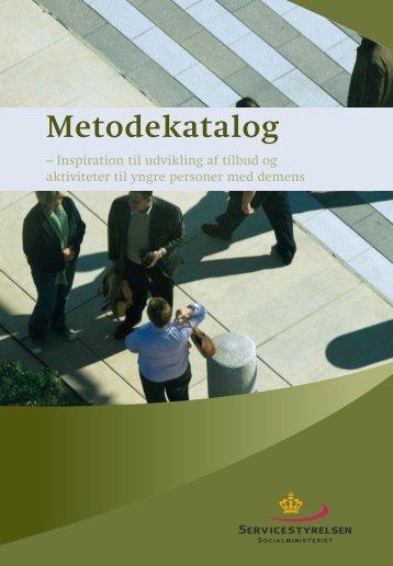 Metodekatalog - Socialstyrelsen
