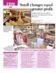 Small Changes Equal Greater Profits - Sherwin-Williams Product ... - Page 2