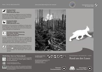 Rund um den Lusen - Nationalpark Bayerischer Wald
