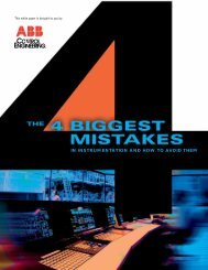 4 Biggest Mistakes In Instrumentation And How to Avoid Them - Our ...