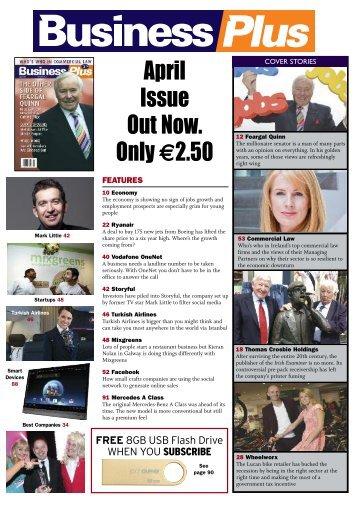 01 Contents March 2007 - Business Plus Online