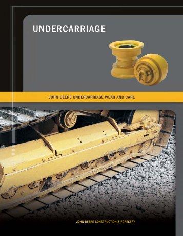UNDERCARRIAGE - Plasterer Equipment Company