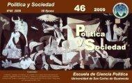guatemala - Centro de Documentación, Escuela de Ciencia Política ...