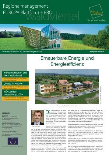 Newsletter 1_08.pdf - Waldviertel