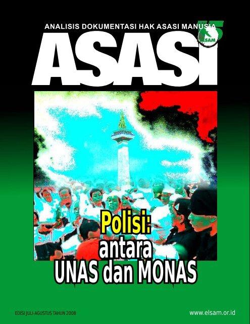 ASASI Edisi Juli - Agustus Tahun 2008.pdf - Elsam