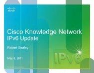 IPv6 - Cisco Knowledge Network
