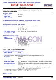 6273 REN HY 956 (English (GB)) Huntsman SDS GHS ... - AMI-CON