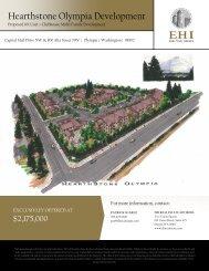 Hearthstone Olympia - EHI Real Estate Advisors