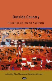 Outside Country - Wakefield Press