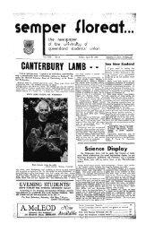 CANTERBURY LAMB - UQ eSpace - University of Queensland
