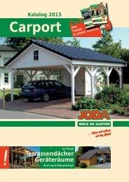die Joda®Carport - Beinbrech Holz- & Baustoffzentrum