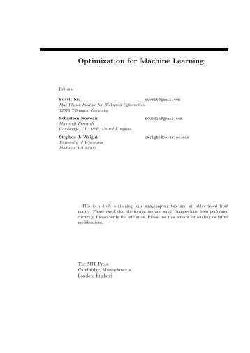 Augmented Lagrangian Methods for Learning, Selecting, and ...