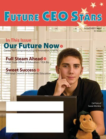 Our Future Now 5 - Future CEO Stars - Consortium for ...