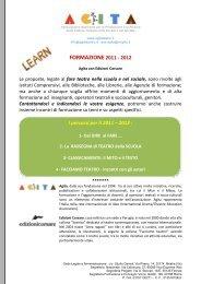 Scarica il catalogo formativo - Agita