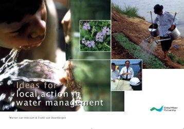 Ideas for local action in water management Ideas for ... - MetaMeta