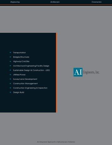 Corporate Brochure - AI Engineers