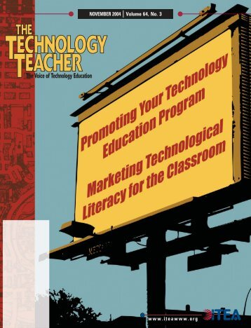 November 2004 - Vol 64, No.3 - International Technology and ...