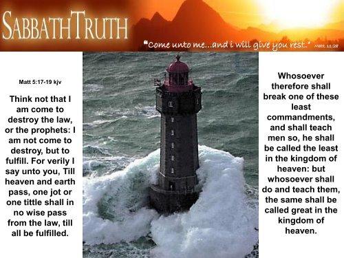 Sabbath Truths - Rhm-Net.org