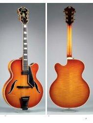 American Guitar, Gibson Incorporated, Kalamazoo, 1961 ... - Skinner