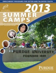 Here's - Gifted Education Resource Institute - Purdue University