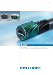 HELICOIL® repair kits - Colly Components