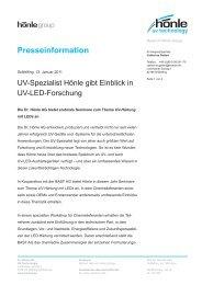 LED-Seminare_Layout 1 - Dr. Hönle AG