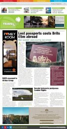 Thursday 1st July 2013.indd - Travel Daily Media