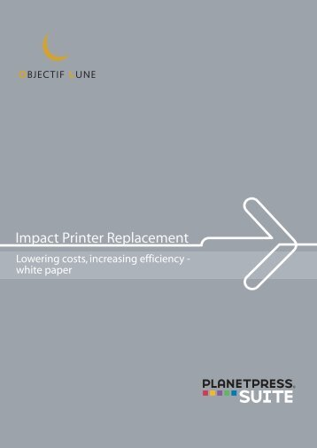 Impact Printer Replacement - Ipex