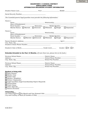 Part-time DL Enrolment form(4).pages - School At Home