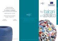 Invito alla mostra - Fondi Europei 2007-2013